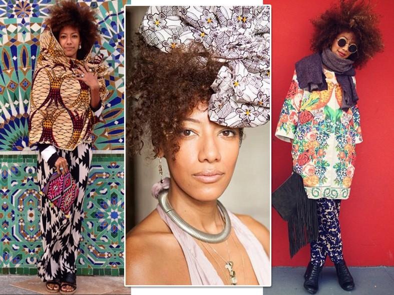 Juliana Luna (@julianaluna) - Uma das maiores representantes da cena fashion carioca, Luna encontrou no turbante um verdadeiro símbolo do empoderamento feminino