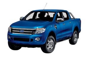 Ford Ranger 2014 (Foto: Ford)