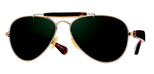 540f88ed3e1 Oliver Peoples Soloist (Foto  Divulgação) Óculos ...