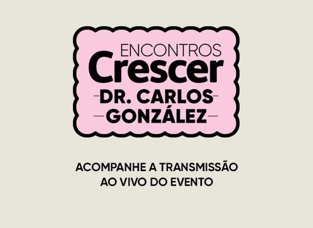 Acompanhe a transmissão ao vivo - Dr. Carlos González (Foto: Divulgação)