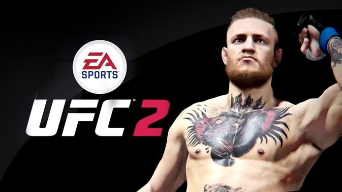 Connor é um dos lutadores de UFC 2 (Foto: Divulgação/EA)
