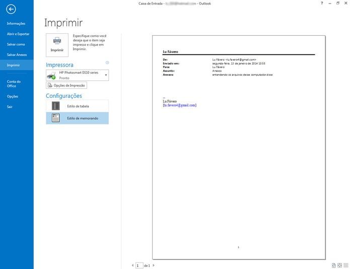 """Para imprimir um arquivo, clique em arquivo e, em seguida,selecione """"Imprimir"""". (Foto: Reprodução/ Lu Fávero) (Foto: Para imprimir um arquivo, clique em arquivo e, em seguida,selecione """"Imprimir"""". (Foto: Reprodução/ Lu Fávero))"""
