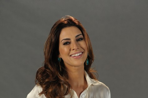Fernanda Paes Leme (Foto: TV Globo)