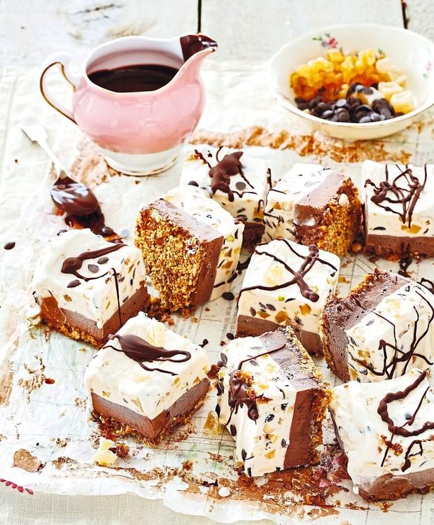 Torta de sorvete (Foto: StockFood /Great Stock!)