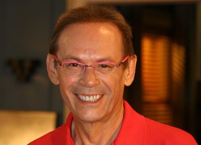 José Wilker faleceu no dia 5 de abril, no Rio de Janeiro, aos 66 anos, vítima de infarto. (Foto: William Andrade / TV Globo)