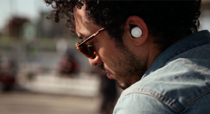 Here Active Listening processa o áudio que chega ao ouvido do usuário (Foto: Divulgação/Kickstarter)