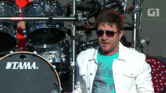 Duran Duran abre show com 'Wild boys'; veja mais VÍDEOS do Lolla