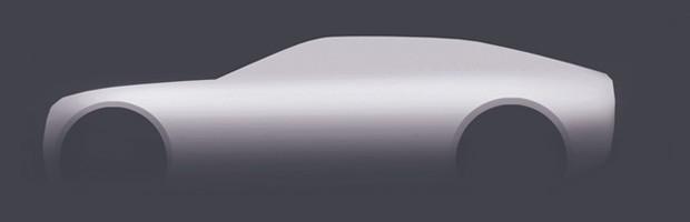 Desenho explica a carroceria de um fastback (Foto: Fernando Morita/Autoesporte)