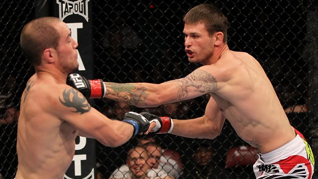 Tim Means x Justin Salas UFC (Foto: Agência Getty Images)