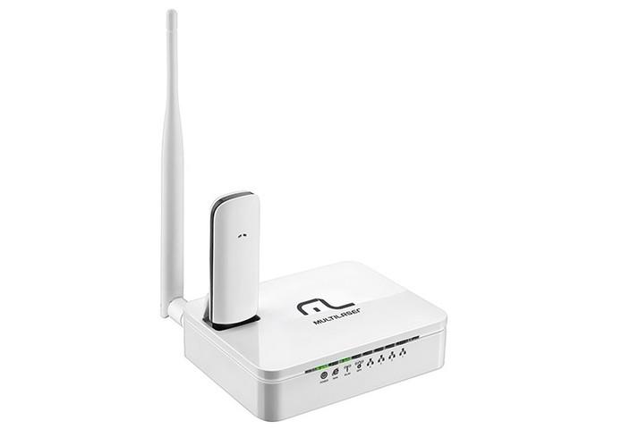 O roteador 3G/4G da Multilaser custa a partir de R$ 134 (Foto: Divulgação/Multilaser) (Foto: O roteador 3G/4G da Multilaser custa a partir de R$ 134 (Foto: Divulgação/Multilaser))
