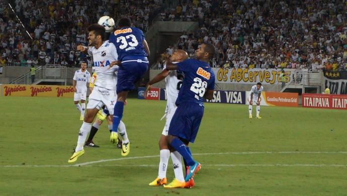 ABC x Cruzeiro - Alvinho (Foto: Augusto Gomes/GloboEsporte.com)