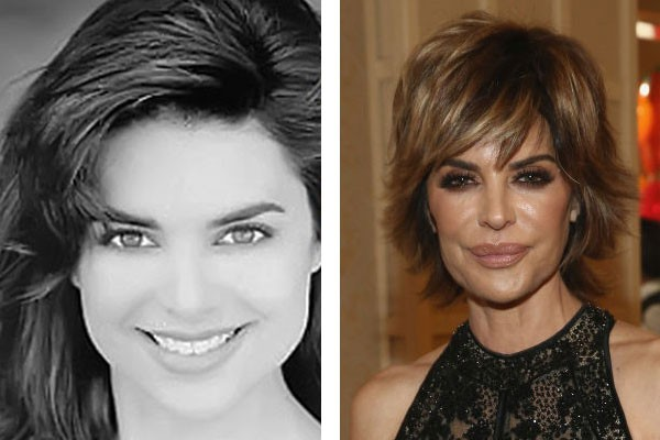 A atriz Lisa Rinna (Foto: Getty Images)
