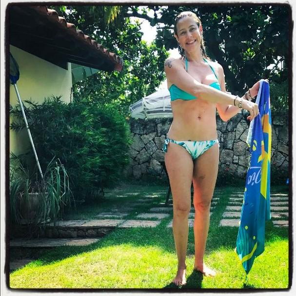 Luana Piovani (Foto: Reprodução Instagram)
