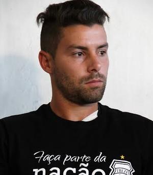 Bruninho, lateral-direito  do Treze (Foto: Nelsina Vitorino / Jornal da Paraíba)