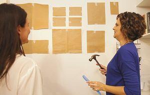 Dicas para pregar quadros e porta-retratos na parede