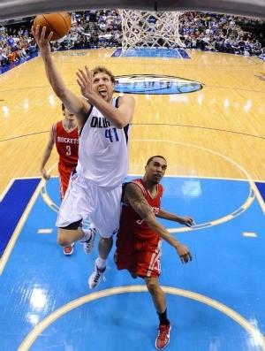 Dirk Nowitzki, Dallas Mavericks (Foto: EFE)