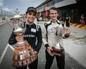 Pedro Piquet vence prova e põe nome ao lado de campeões da F1 em troféu
