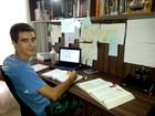 Jovem que estuda 15h por dia sonha com vaga em medicina pelo Sisu