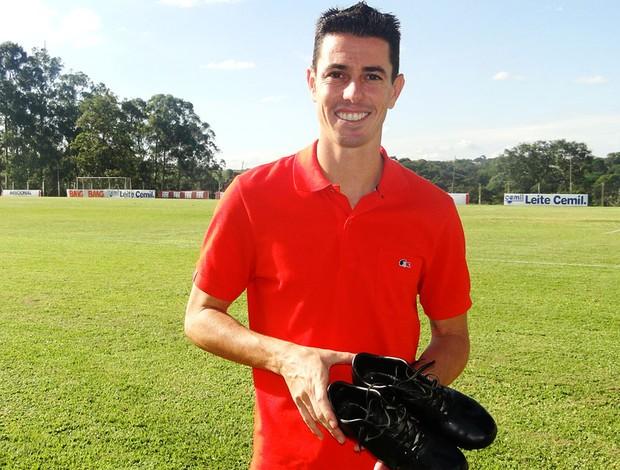 Alessandro, atacante do América-MG (Foto: Ana Paula Moreira / Globoesporte.com)