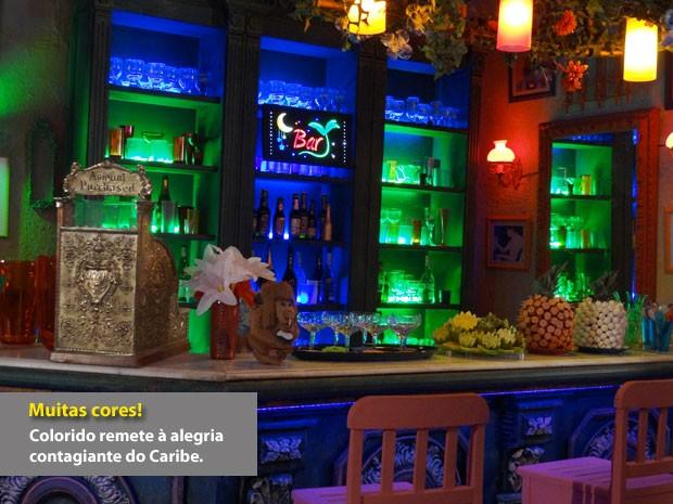 flor do caribe (Foto: Flor do Caribe / TV Globo)