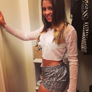 Danielle Favato (Foto: Reprodução/Instagram)