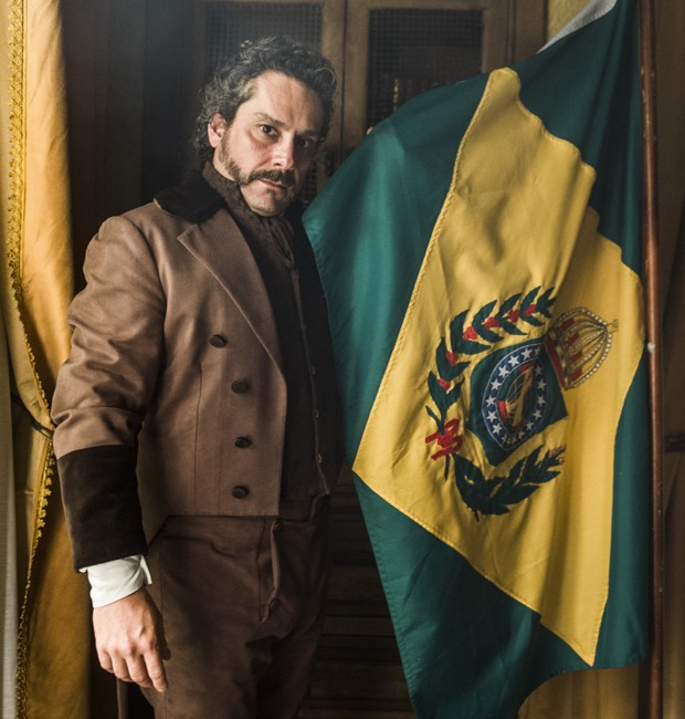 Alexandre Nero é o protagonista de nova serie da TV Globo (Foto: Divulgação/TV Globo)