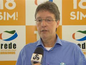 Deputado Luis Castro (Foto: Reprodução/Rede Amazônica)
