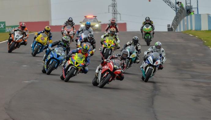Etapa do Moto 1000 GP será em Campo Grande (Foto: Divulgação/Moto1000 GP)