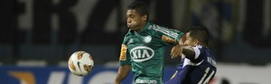 Palmeiras será 1º brasileiro a jogar nas oitavas (Editoria de Arte/G1)