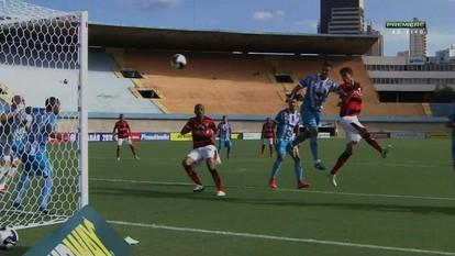 Os melhores momentos de Atlético-GO 2x0 Crac no Serra Dourada