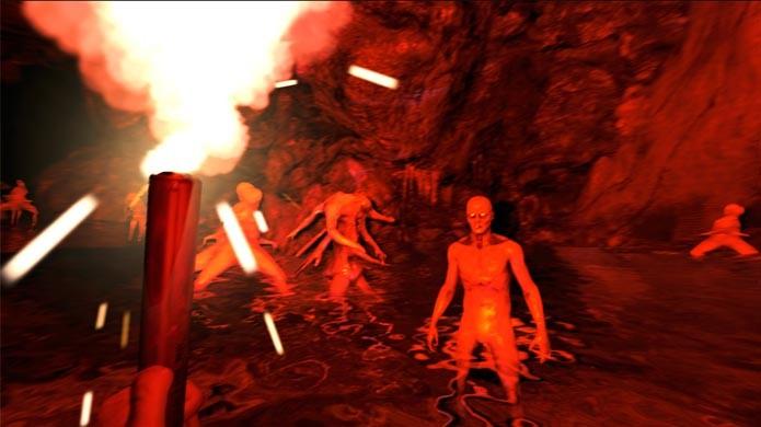 The Forest: game de terror e sobrevivência é anunciado para PS4 (Foto: Divulgação)