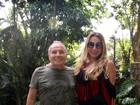 Stênio Garcia sobre Marilene Saade: 'Saiu do coma e pediu para me ver'