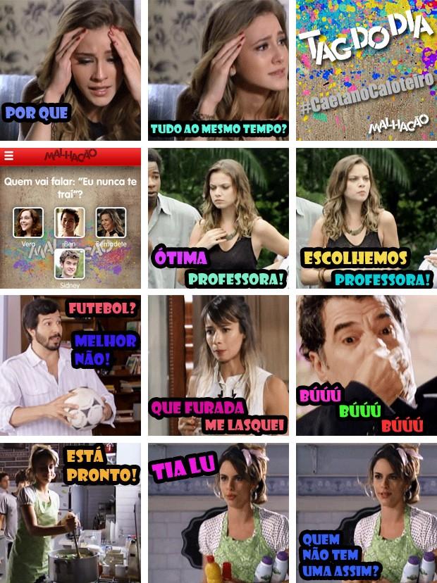 capítulo 178 (Foto: Malhação / TV Globo)