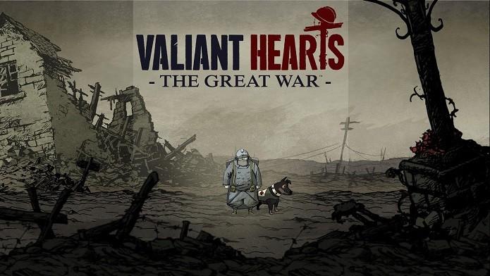 Valiant Hearts: The Great War. (Foto: DIvulgação)