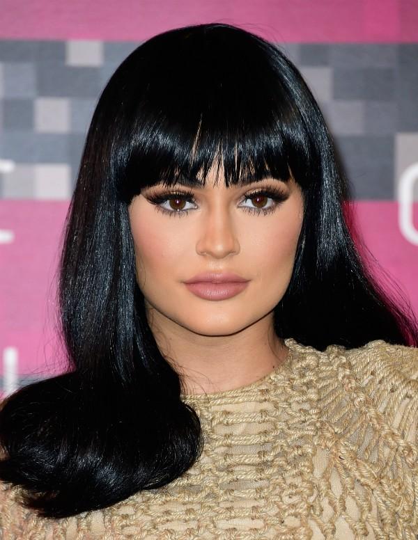 Kylie Jenner evitou comentar sobre seus lábios durante alguns anos (Foto: Getty Images)