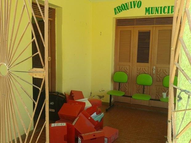 operação sangria, caraúbas, rn (Foto: Sara Cardoso/Inter TV Cabugi)