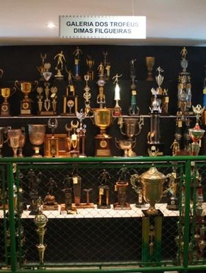 Museu guarda trof us conquistas e lembran as dos cem anos for Sala 091 madrid