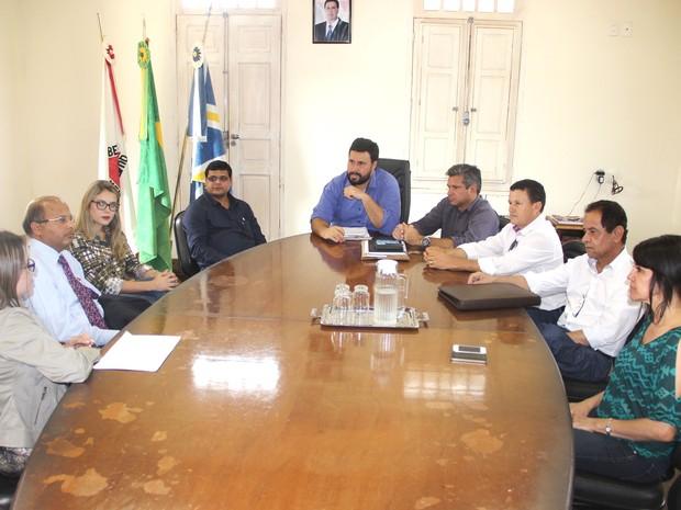 Grupo indiano investe em nova indústria em Araguari (Foto: Divulgação/Prefeitura de Araguari)