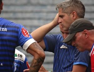 Rodrigo Santana; URT; técnico (Foto: Raphael Lemos)