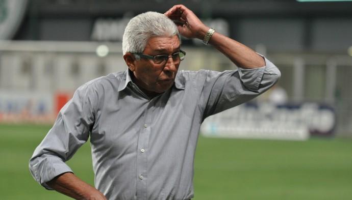 Givanildo Oliveira faz as contas para o América-MG garantir a vaga na Série A (Foto: Divulgação / AFC)
