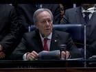 Senado abre sessão para votação final do impeachment de Dilma