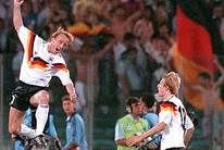 Copa do Mundo 1990 (AFP)