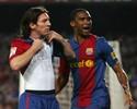 """Eto'o exalta tridentes do Barça e vê Messi soberano por """"mais dez anos"""""""