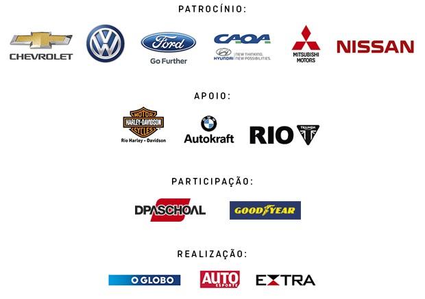 Patrocinadores: Evento Qual Comprar (Foto: Autoesporte)