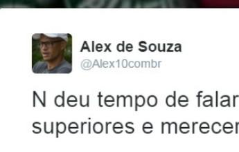 Ídolo do Coritiba, ex-meia Alex admite superioridade do Atlético-PR na final