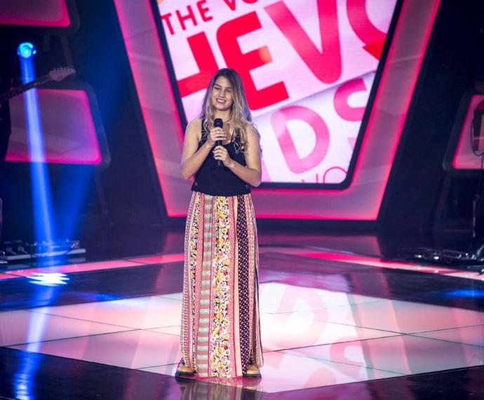 Denise Salvi garante vaga no time Brown com sucesso de Adele (Foto: Isabella Pinheira/Gshow)