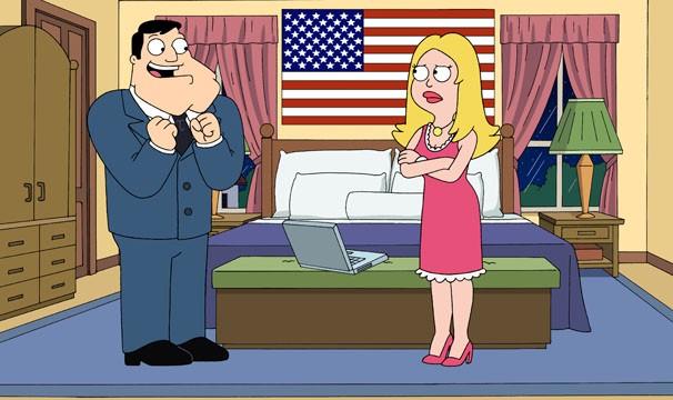 Stan fica animado com a possibilidade de ter um outro filho (Foto: Divulgação / Twentieth Century Fox)