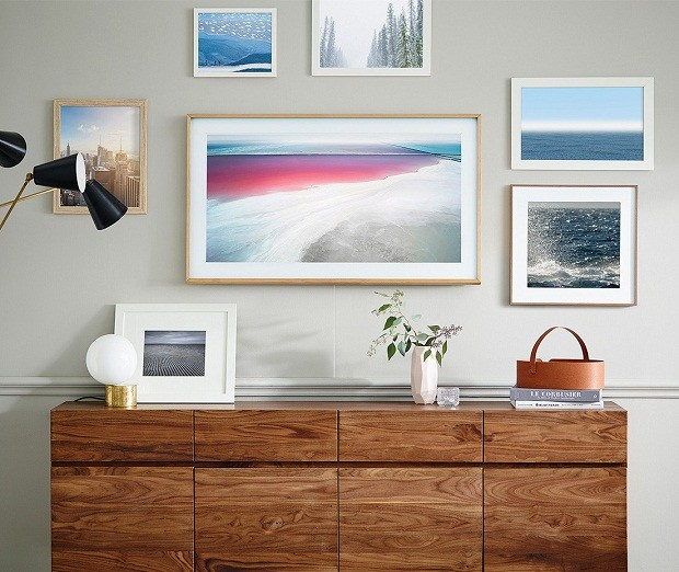Samsung The Frame TV  (Foto: Divulgação)