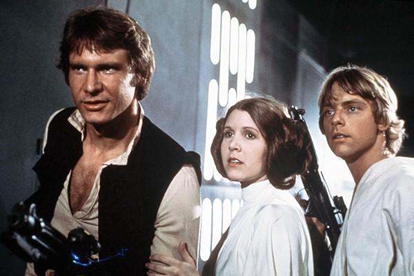 Star Wars (ou Episódio IV: Uma Nova Esperança) (1977) (Foto: Divulgação)