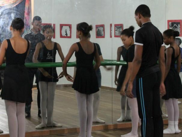 Ballet de Santa Teresa (Foto: Ballet de Santa Teresa/Divulgação)